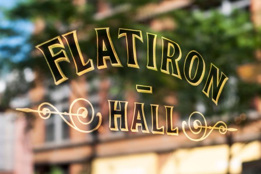 Flatiron-Hall-Glass-Sign