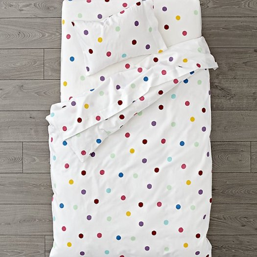 polka-dot-flannel-toddler-duvet-cover